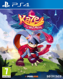 Ps4 Kaze and the Wild Masks [Pre-Order]