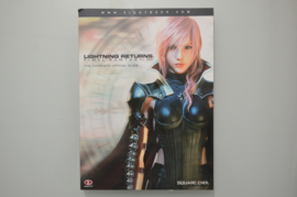Final Fantasy XIII Lightning Returns The Complete Official Guide