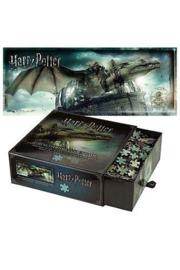 Harry Potter Puzzle Gringotts Bank Escape (1000 Stukjes)