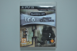 Ps3 Ico & Shadow of the Colossus (Classics HD)