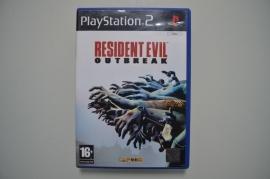 Ps2 Resident Evil Outbreak