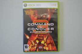 Xbox 360 Command & Conquer 3 Kane's Wrath