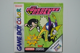 GBC The Powerpuff Girls Paint the Townsville Green [Compleet]