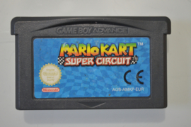 GBA Mario Kart Super Circuit