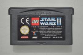 GBA Lego Star Wars II The Original Trilogy