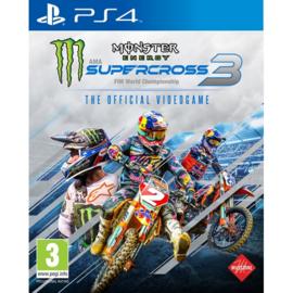 Ps4 Monster Energy Supercross 3 [Pre-Order]