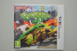 3DS Frogger 3D