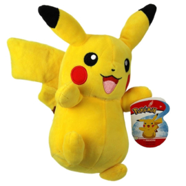 Pokemon Pluche Pikachu - Wicked Cool Toys