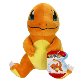 Pokemon Pluche Charmander Sitting - Wicked Cool Toys [Nieuw]
