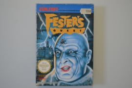 NES Fester's Quest [Compleet]