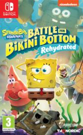 Switch Spongebob Squarepants Battle for Bikini Bottom Rehydrated [Pre-Order]