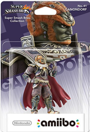 Amiibo Ganondorf The Legend of Zelda - Super Smash Bros [Nieuw]