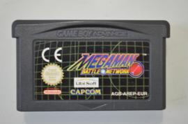 GBA Mega Man Battle Network
