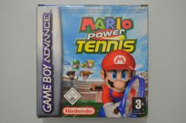 GBA Mario Power Tennis [Compleet]
