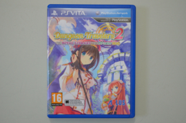 Vita Dungeon Travelers 2 The Royal Library And The The Monster Seal