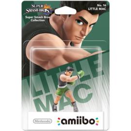 Amiibo Little Mac - Super Smash Bros [Nieuw]