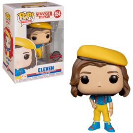Stranger Things Funko Pop - Eleven S3 #854 [Nieuw]