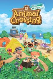 Nintendo Poster Animal Crossing (61x91cm) - Pyramid International