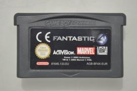 GBA Fantastic Four