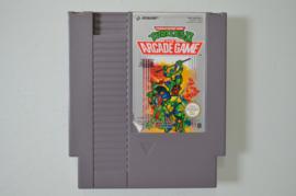 NES Teenage Mutant Hero Turtles II The Arcade Game