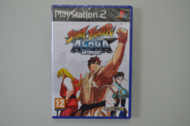 Ps2 Street Fighter Alpha Anthology [Nieuw]