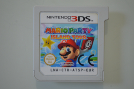 3DS Mario Party Island Tour (Cart Only)