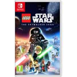 Switch Lego Star Wars The Skywalker Saga [Pre-Order]