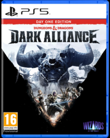 PS5 Dungeons & Dragons - Dark Alliance - Day One Edition [Pre-Order]