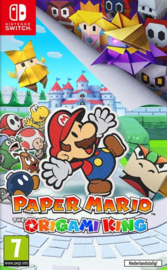 Switch Paper Mario The Origami King [Nieuw]
