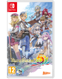 Switch Rune Factory 5 [Pre-Order]