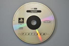 Ps1 Rayman [Losse CD]