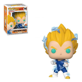 Dragonball Z Funko Pop - Super Saiyan 2 Vegeta Glow In The Dark PX Previews #709 [Nieuw]