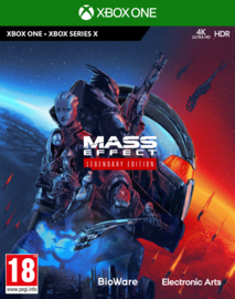 Xbox Mass Effect Legendary Edition (Xbox One Game) [Pre-Order]