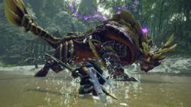 Switch Monster Hunter Rise [Nieuw]