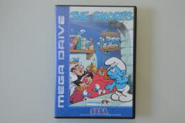 Mega Drive The Smurfs [Compleet]