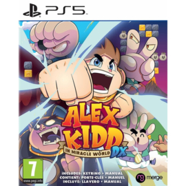 PS5 Alex Kidd in Miracle World DX [Pre-Order]