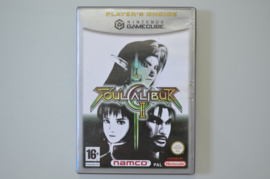 Gamecube Soul Calibur II (Player's Choice)