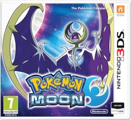 3DS Pokemon Moon [Nieuw]