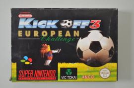 SNES Kick Off 3 European Challenge [Compleet]