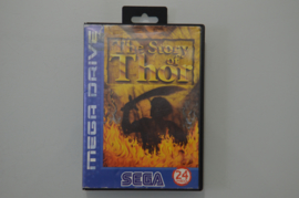 Mega Drive The Story of Thor
