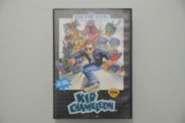 Sega Genesis Kid Chameleon [Compleet]