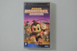 PSP Super Monkey Ball Adventure
