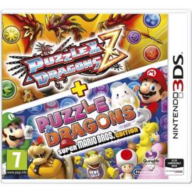 3DS Puzzle & Dragons Z + Super Mario Bros Edition [Nieuw]