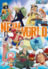 One Piece  Poster New World (61x91cm) - ABYStyle