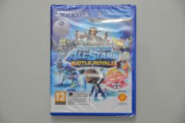 Vita Playstation All Stars Battle Royale [Nieuw]