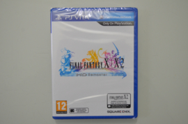 Vita Final Fantasy X & X-2 HD Remaster [Nieuw]