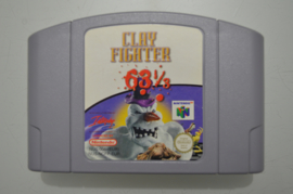 N64 Clay Fighter 63⅓
