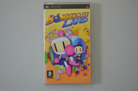PSP Bomberman Land