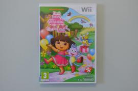 Wii Dora's Grote Verjaardag Avontuur