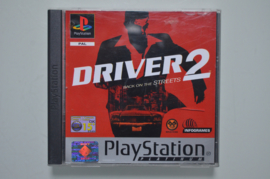 Ps1 Driver 2 (Platinum)